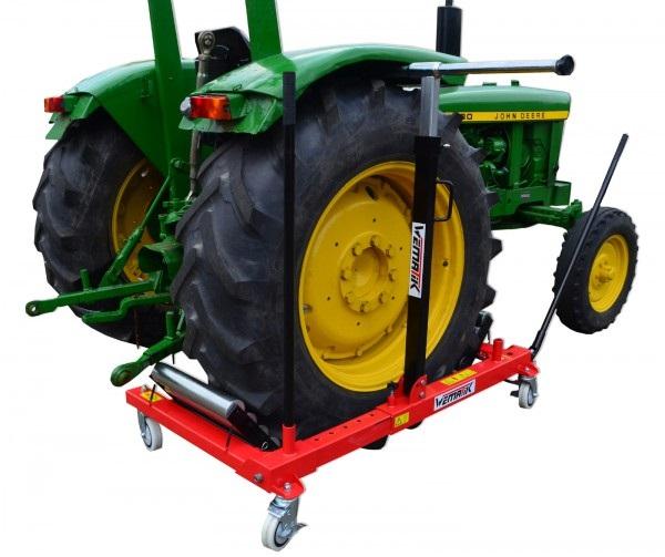Reifenmontagewagen für Traktor